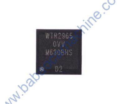 WTR2965 POWER IC