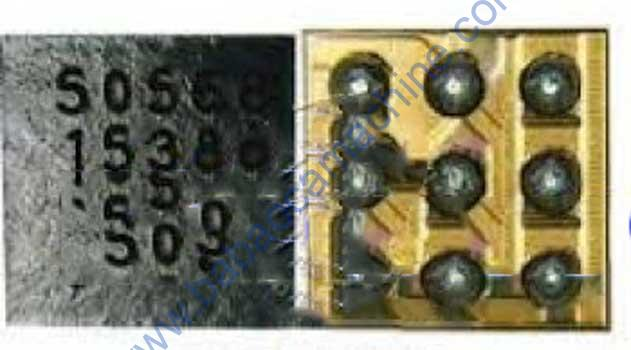 5 G 1608 POWER IC