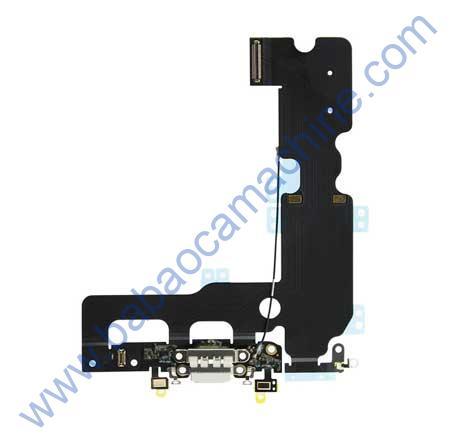 APPLE-IPHONE-8-PLUS-CHARGING-PORT-FLEX-CABLE-MODULE-BLACK