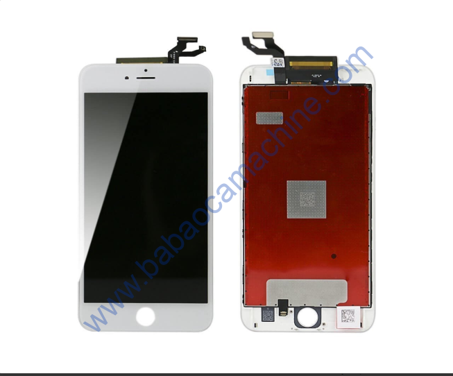 APPLE iPhone 6 LCD DISPLAY - SILVER