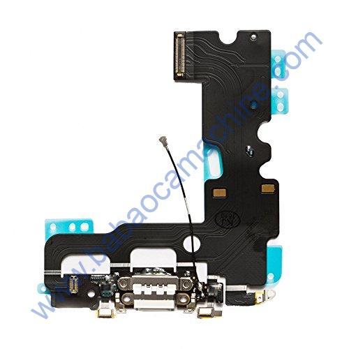 APPLE iPhone 7 CHARGING PORT FLEX CABLE MODULE - BLACK