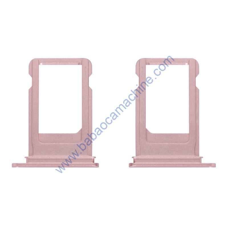 APPLE iPhone 8 PLUS SIM TRAY MODULE ROSE GOLD