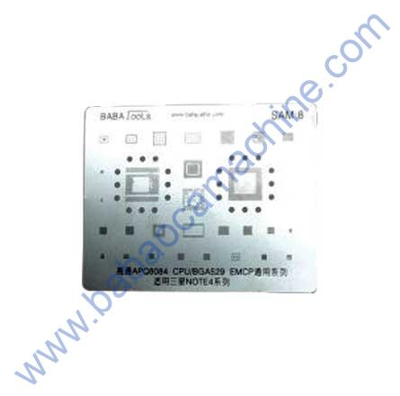 APQ8084-CPU-BGA-529-ECMP-STENCIL-SAM-8-