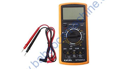 EXCEL DT9205A DIGITAL MULTIMETER