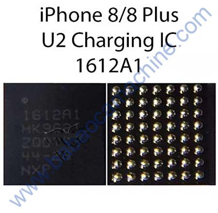 USB CHARGING CONTROLLER IC FOR iPhone 8 1612A1 U2