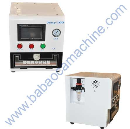 Jeny-103 OCA Laminating Machine Full Setup