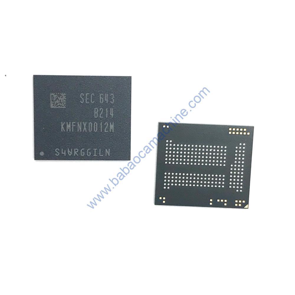 KMFN10012M-B214 IC EMMC NAND flash memory BGA IC Chip