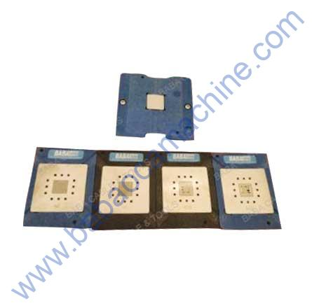 iPhone STENCIL SET A8 A9 A10 A11 FOR CPU REPAIR WITH MAGNATE BASE