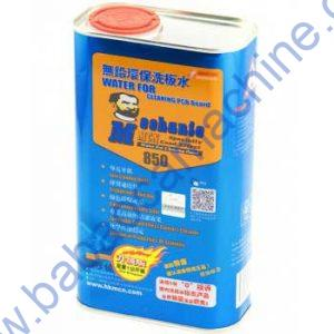 MECHANIC 850 Water For Cleaning Panel And Lead-Free Circuit Board Cleaning