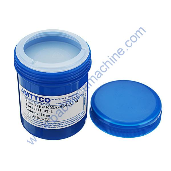 NC-559 ASM AMTECH PASTE BLUE-100GM