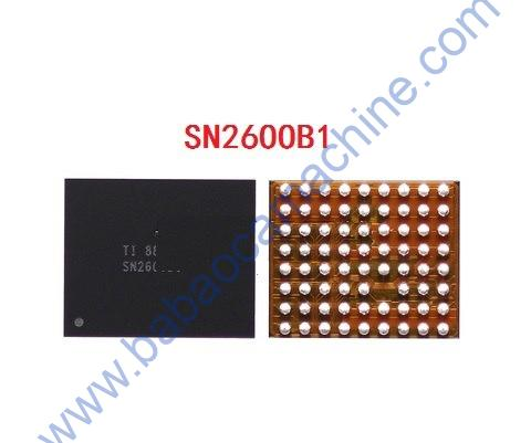NEW ORIGINAL SN2600B1 Charging Charger IC Chip For iPhone XS XS-MAX XR
