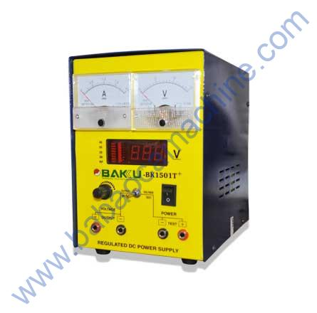 New Baku DC Power Supply BK-1501T+