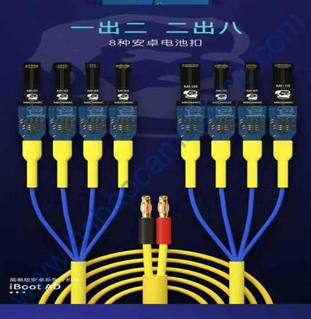 New Mechanic iBoot Android Power Cable For All Android Mobile Phones
