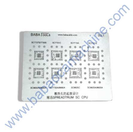 SC77275-77306-SC7731C-SC4425C-SPREADTRUM-SC-CPU-BABA-BGA-STENCILSC77275-77306-SC7731C-SC4425C-SPREADTRUM-SC-CPU-BABA-BGA-STENCIL
