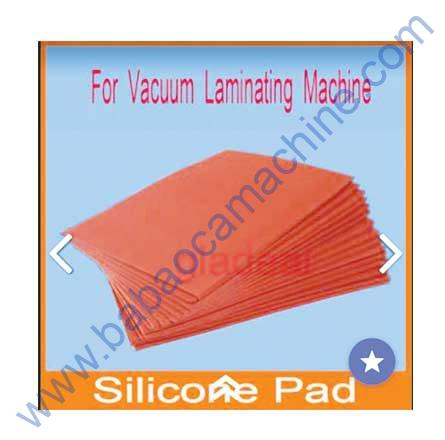 SILICON RED RUBBER MAT 0.5 MM