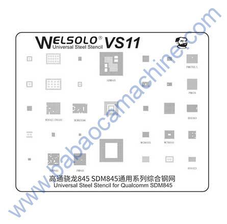 welsolo BGS stencil VS11