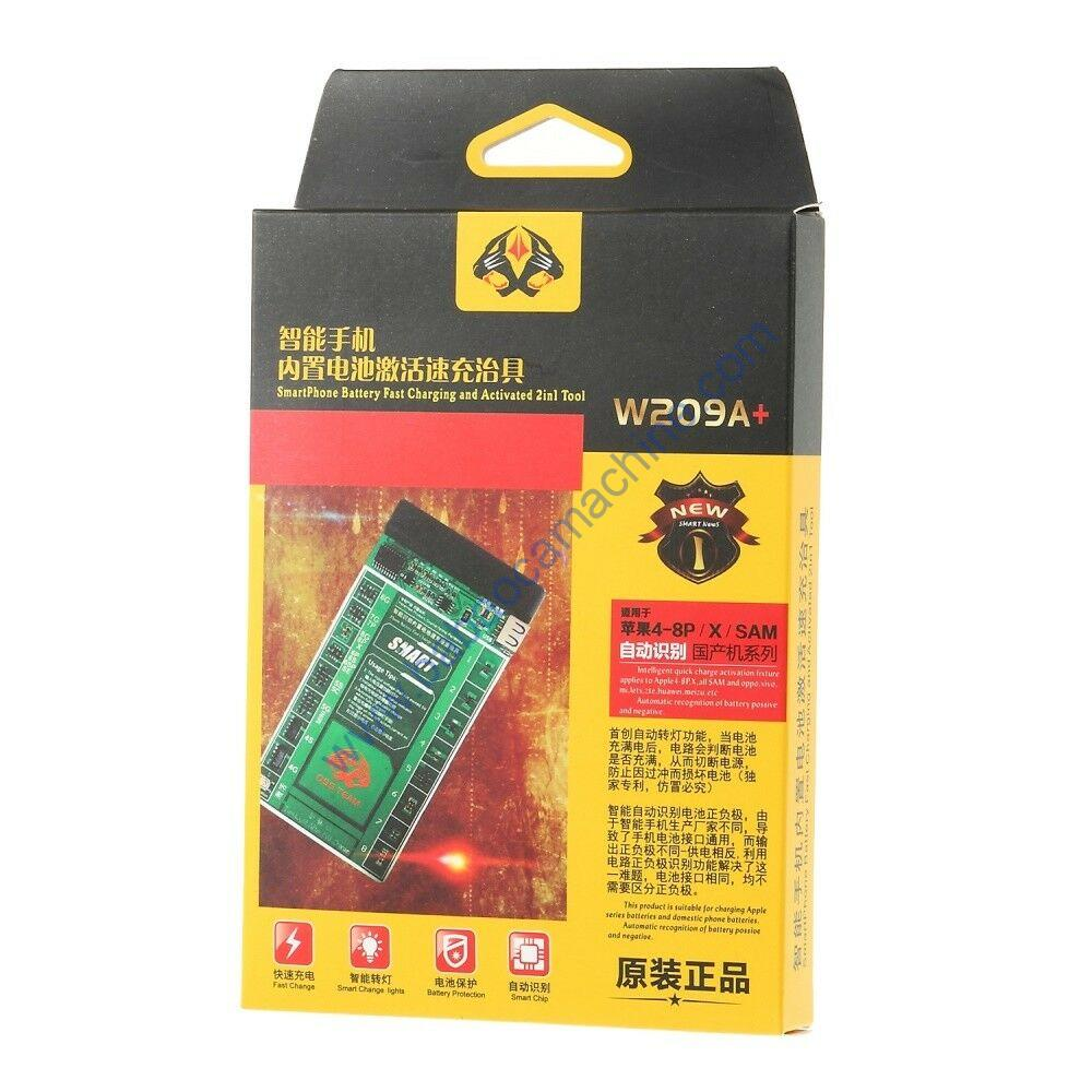 W209A+ BATTERY Smartphone Battery Fast Charging CHARGER