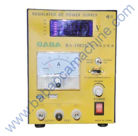 baba-1502D-Power-Supply