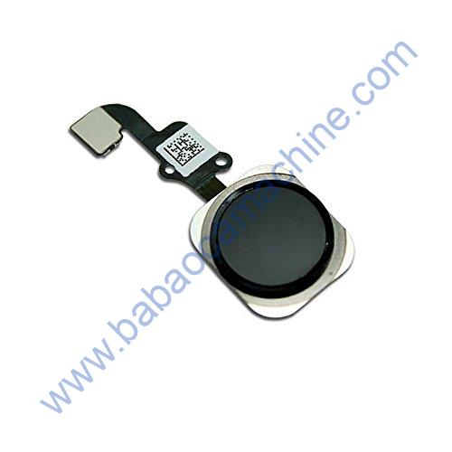 iPhone 6 HOME BUTTON WITH FLEX CABLE MODULE - BLACK