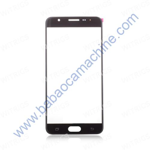 j7 prime black touch glass