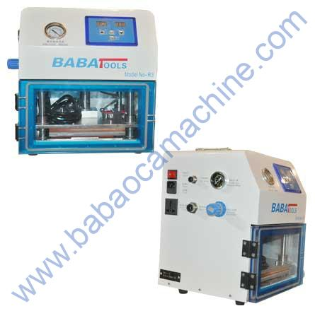 BABA R 3 OCA LAMINATING MACHINE