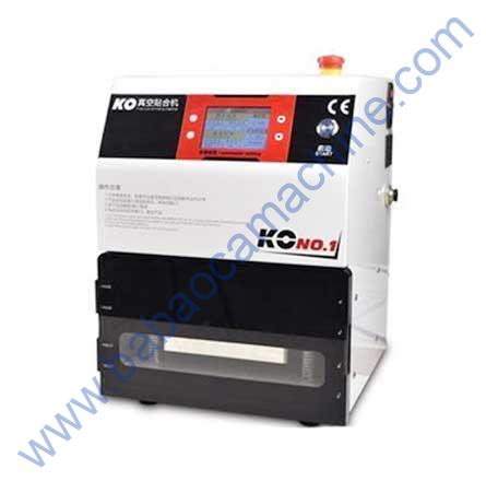 KO NO. 1 OCA laminating machine