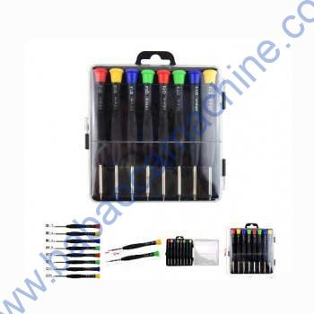 8 in 1 Repair Opening Kit Screwdriver Set