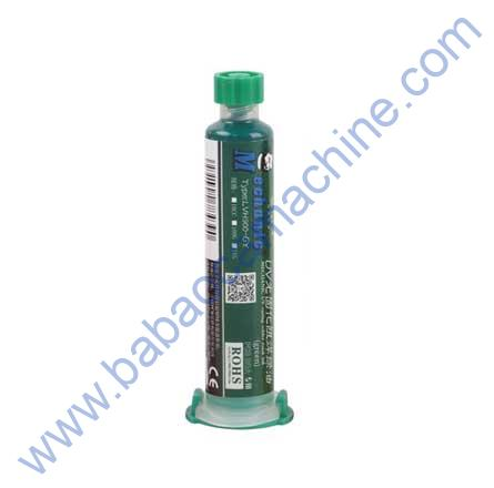 mechanic uv glue green