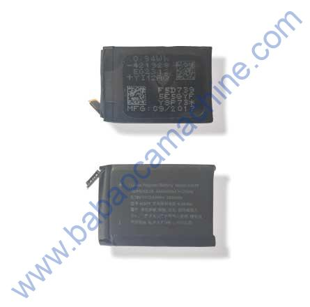 iwatch S1 42mm-battery