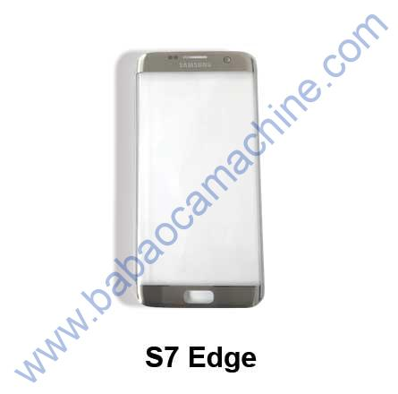 S7-Edge front glass