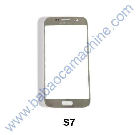 S7 front glass