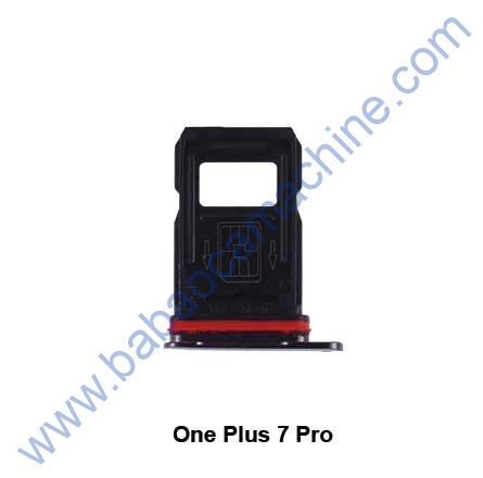 oneplus 7-Pro gray-sim-trray
