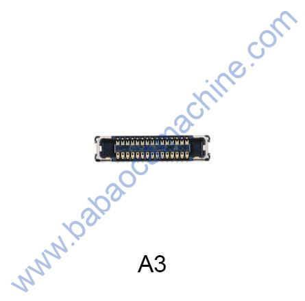 A3--LCD-CONNECTER-SAMSUNG