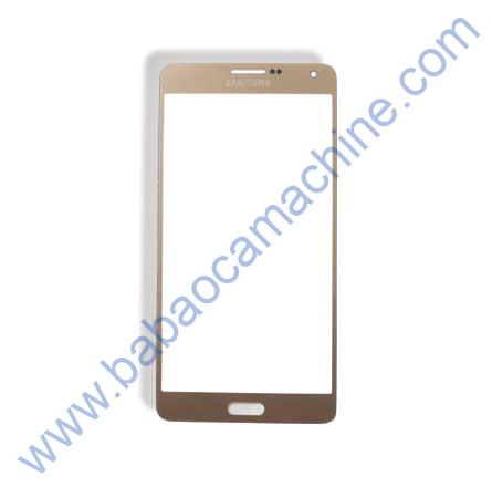 A7 FRONT GLASS