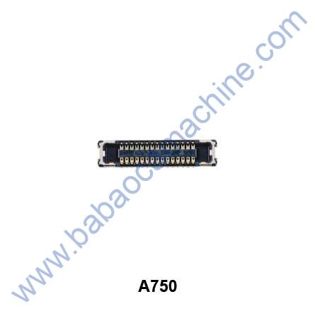 A750--LCD-Connecter