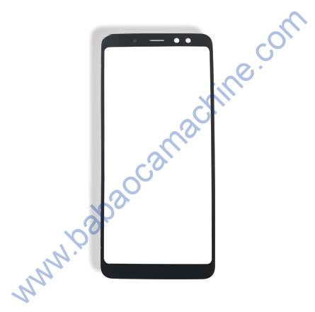 A8 front glass