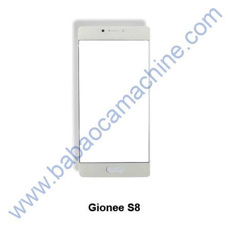 Gionee-S8-white