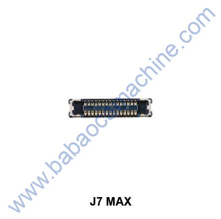 J7-MAX---LCD-Connecter