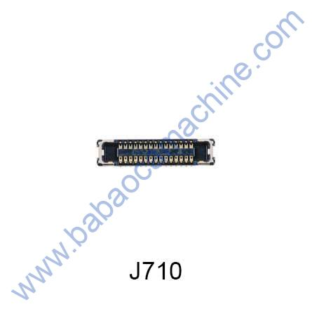 J710--LCD-CONNECTER-SAMSUNG