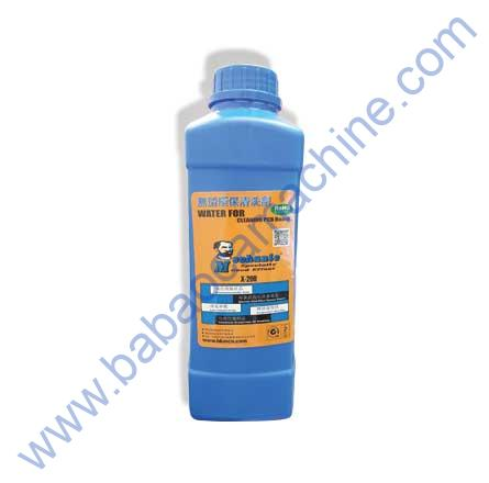 Mechanice-water-for-cleaning-PCB-Board