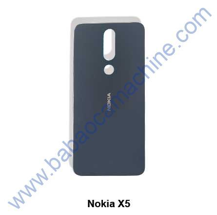 Nokia-X5--blue