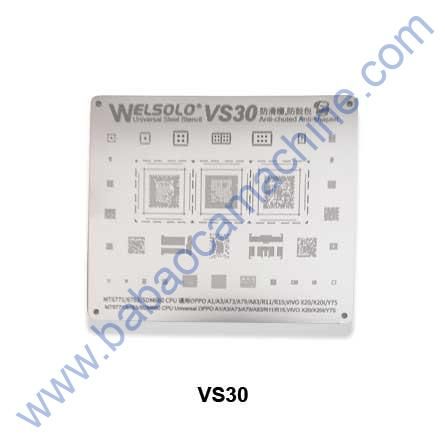 Welsolo-VS30
