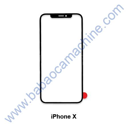 iPhone-X-glass-front