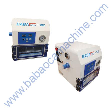 baba 102-oca machine