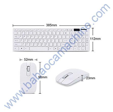 Terabyte Wireless Keyboard and Mouse 1
