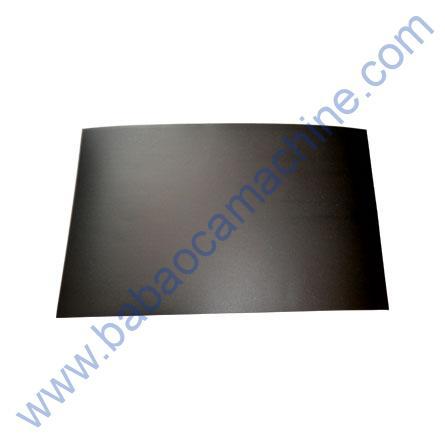 Mobile Back Guard Sheet black