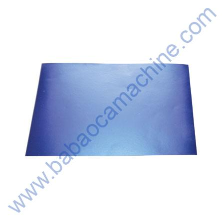 Mobile Back Guard Sheet blue