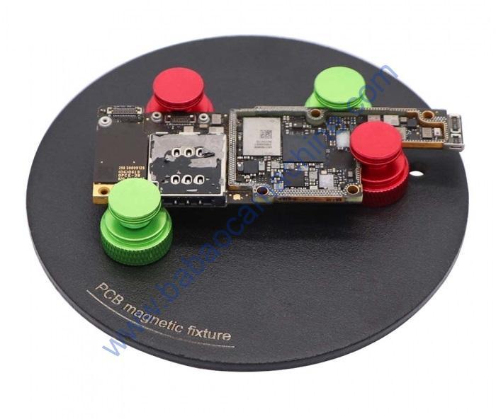 te075 universal pcb holder