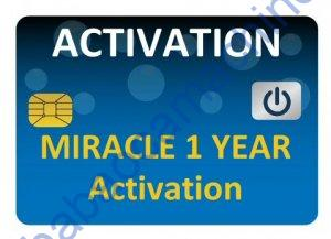 miracle-1-year-activation