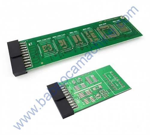UFI eMMC - BGA Soldering Adapter